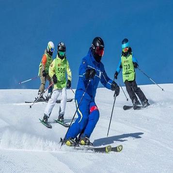 2019年全国青少年滑雪冬令营