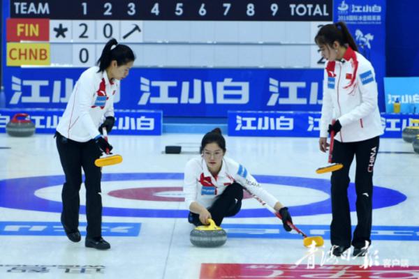 冰壶精英赛第三日|加拿大提前出线 国内队基本出局