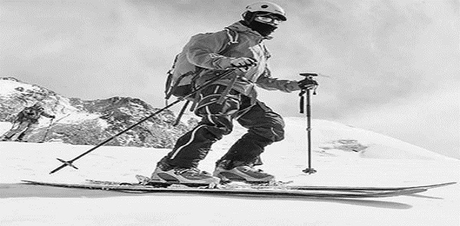 2019年全国青少年体育冬令营(高山滑雪项目哈尔滨站)
